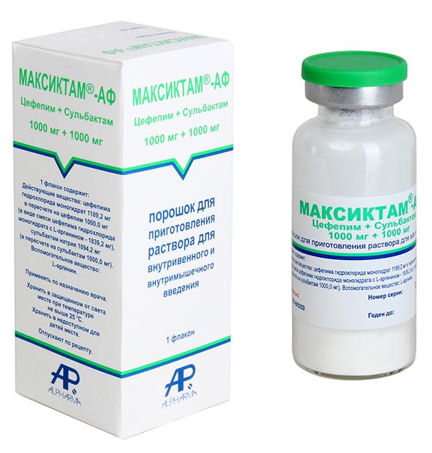 Максиктам®-АФ